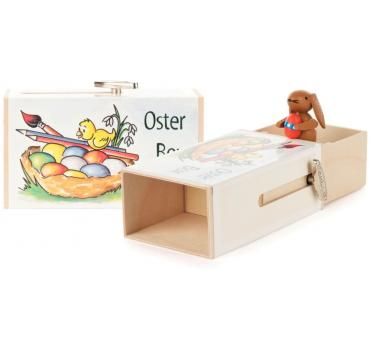 Musikdose Oster-Box mit Hase